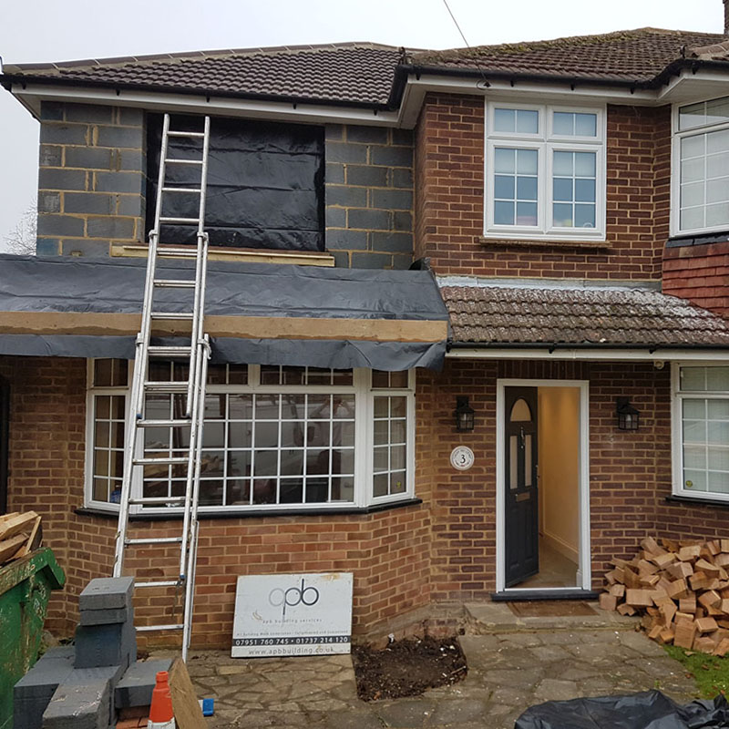 Double Extension, Banstead
